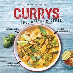 Currys - Die besten Rezepte - mit Fleisch, Fisch, vegetarisch oder vegan. Aus Indien, Thailand, Pakistan, Malaysia und Japan (eBook, ePUB)