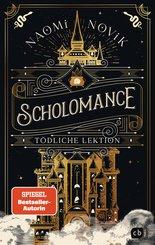 Scholomance - Tödliche Lektion (eBook, ePUB)