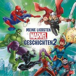 Meine liebsten Marvel-Geschichten 2 (eBook, ePUB)