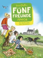 Fünf Freunde JUNIOR - Die Suche nach dem Rennpferd (eBook, ePUB)