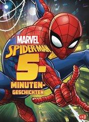 MARVEL Spider-Man 5-Minuten-Geschichten (eBook, ePUB)