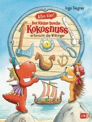 Alles klar! Der kleine Drache Kokosnuss erforscht die Wikinger (eBook, ePUB)