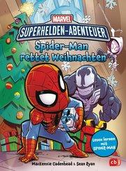 MARVEL Superhelden Abenteuer - Spider-Man rettet Weihnachten (eBook, ePUB)