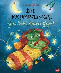 Die Krumpflinge - Gute Nacht, kleiner Gaga! (eBook, ePUB)