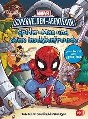 MARVEL Superhelden Abenteuer - Spider-Man und seine Insektenfreunde (eBook, ePUB)