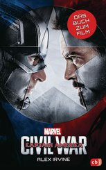 MARVEL Captain America - Civil War (eBook, ePUB)