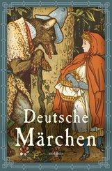 Deutsche Märchen (eBook, ePUB)
