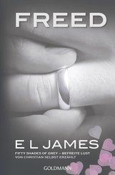 Freed - Fifty Shades of Grey. Befreite Lust von Christian selbst erzählt (eBook, ePUB)