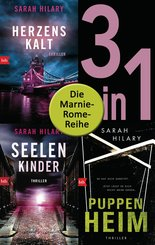 Die Marnie-Rome-Reihe Band 1-3: Herzenskalt / Seelenkinder / Puppenheim (3in1-Bundle) (eBook, ePUB)