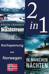 Hochspannung aus Norwegen: Der Mahlstrom / In manchen Nächten (2in1 Bundle) (eBook, ePUB)