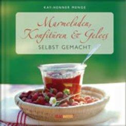 Marmeladen, Konfitüren & Gelees selbst gemacht (eBook, PDF)