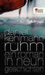 Ruhm (eBook, ePUB)