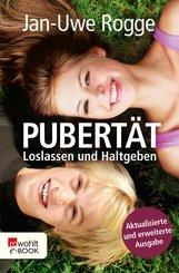 Pubertät: Loslassen und Haltgeben (eBook, ePUB)