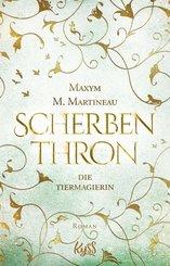 Die Tiermagierin - Scherbenthron (eBook, ePUB)