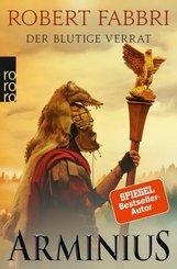 Arminius. Der blutige Verrat (eBook, ePUB)