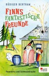 Finns fantastische Freunde. Feuerblitz und Schmusedrache (eBook, ePUB)
