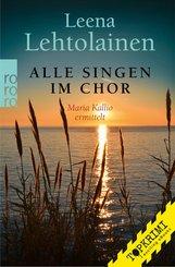 Alle singen im Chor (eBook, ePUB)
