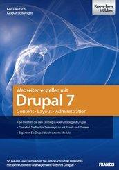 Webseiten erstellen mit Drupal 7 (eBook, PDF)