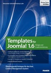 Templates für Joomla 1.6 (eBook, PDF)