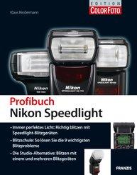 Profibuch Nikon Speedlight (eBook, PDF)