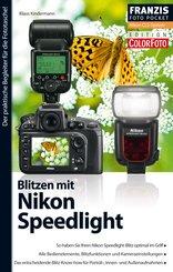 Foto Pocket Blitzen mit Nikon Speedlight (eBook, PDF)