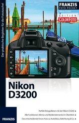 Foto Pocket Nikon D3200 (eBook, PDF)