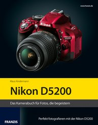 Kamerabuch Nikon D5200 (eBook, PDF)