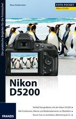 Foto Pocket Nikon D5200 (eBook, PDF)