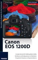 Foto Pocket Canon EOS 1200D (eBook, PDF)