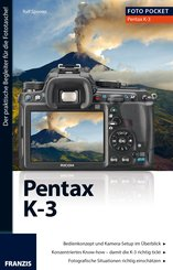 Foto Pocket Pentax K-3 (eBook, PDF)