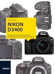 Kamerabuch Nikon D3400 (eBook, PDF)
