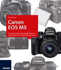 Kamerabuch Canon EOS M5 (eBook, PDF)