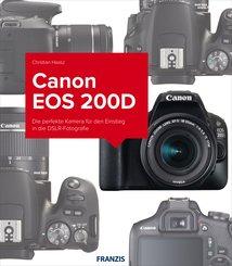 Kamerabuch Canon EOS 200D (eBook, PDF)