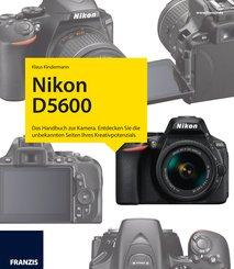 Kamerabuch Nikon D5600 (eBook, ePUB)