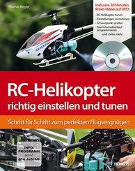 RC-Helikopter richtig einstellen und tunen (eBook, PDF)