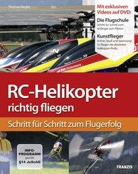 RC-Helikopter richtig fliegen (eBook, PDF)