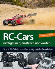 RC-Cars richtig tunen, einstellen und warten (eBook, PDF)