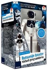Der kleine Hacker: Humanoide Roboter einfach programmieren (Experimentierkasten)