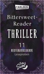 Bittersweet-Reader Thriller: 11 nervenaufreibende Leseproben (eBook, ePUB)