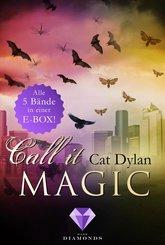 Call it magic: Alle fünf Bände der romantischen Urban-Fantasy-Reihe in einer E-Box! (eBook, ePUB)