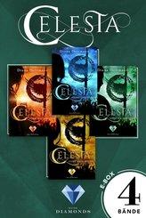 Celesta: Sammelband der epischen Fantasy-Serie »Celesta« (eBook, ePUB)