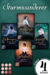 Sturmwanderer. Alle Bände der romantischen Fantasy-Reihe in einem Bundle!  (Sturmwanderer) (eBook, ePUB)
