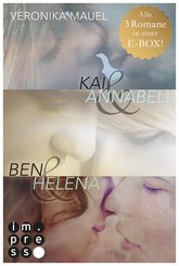 Kai & Annabell: + Ben & Helena (Alle Bände und der Spin-off in einer E-Box!) (eBook, ePUB)