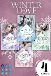 Winter of Love: Alle Bände der romantischen Winter-Serie in einer E-Box! (eBook, ePUB)