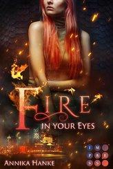 Die Drachenwandler 1: Fire in your Eyes (eBook, ePUB)