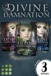 Divine Damnation: Sammelband der düster-romantischen Fantasy-Trilogie 'Divine Damnation' (eBook, ePUB)