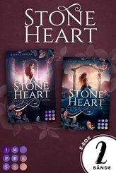 Stoneheart: Sammelband der mystisch-rauen Fantasy-Buchserie 'Stoneheart' (eBook, ePUB)