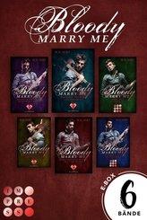 Bloody Marry Me: Sammelband der Rockstar-Vampire-Romance 'Bloody Marry Me' (eBook, ePUB)