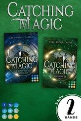 Catching Magic: Sammelband der packenden Urban Fantasy (eBook, ePUB)
