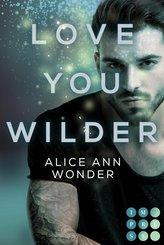 Love You Wilder (Tough-Boys-Reihe 2) (eBook, ePUB)